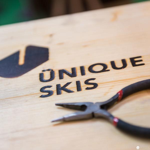 Fotoreportage Ünique Skis Manufaktur in Wien