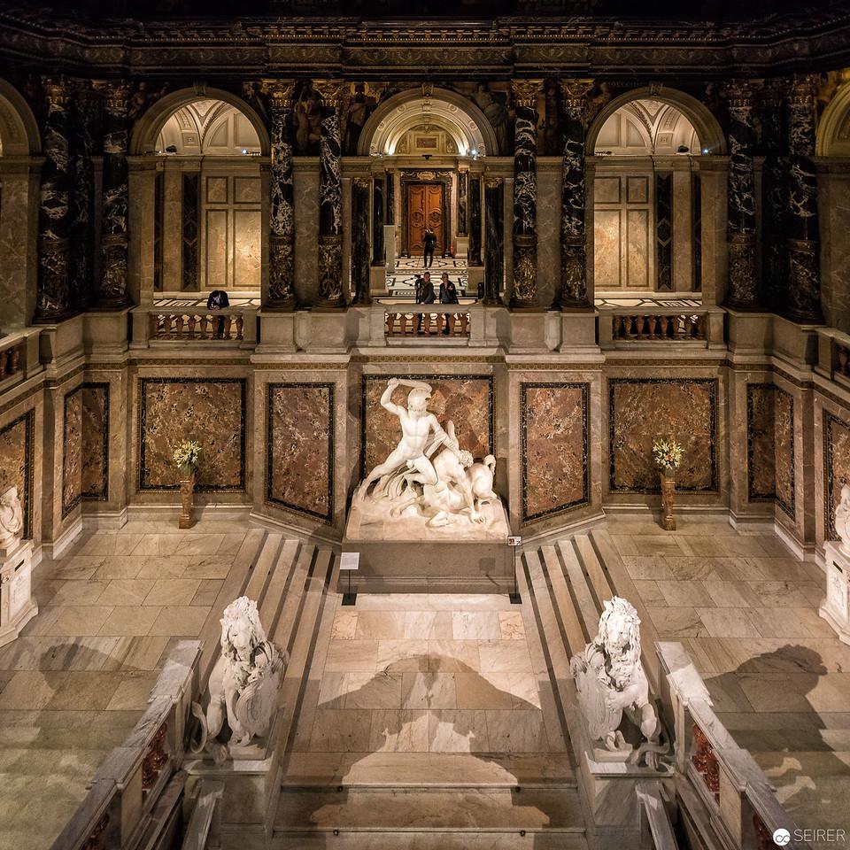 Stairway To Klimt - Kunstschatzi im Kunsthistorischen Museum Wien
