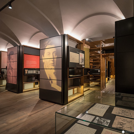 """Sonderausstellung """"Berg, Wittgenstein, Zuckerkandl"""" im Literaturmuseum Wien"""