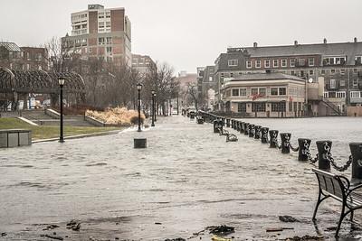 Columbus Park extensive flooding