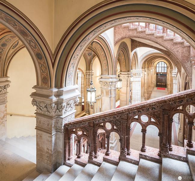 Architekturfotografie im Palais Ferstl
