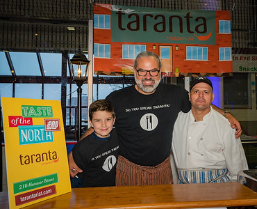 Taranta - Diego, Jose and Riccardo
