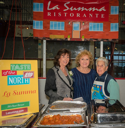 La Summa - Pam Donnaruma, Barbara Sullivan and Marie Simboli