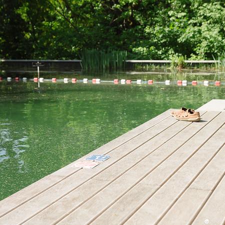 Fotoreportage Thermalbad Vöslau - Saisoneröffnung