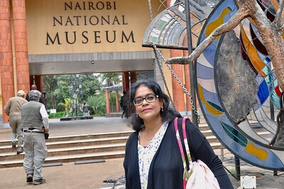 Visiting the Nairobi National Museum