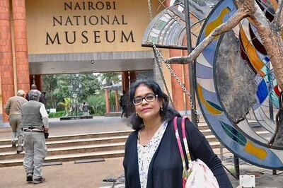 Visiting the Nairobi National Museum