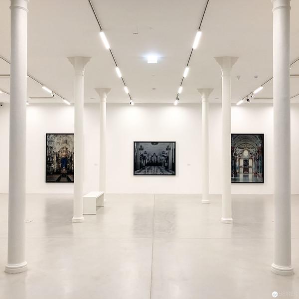 Axel Hütte in der Kunsthalle Krems