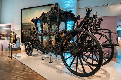 """""""Imperial Speed"""" Sonderausstellung in der Wagenburg Wien"""
