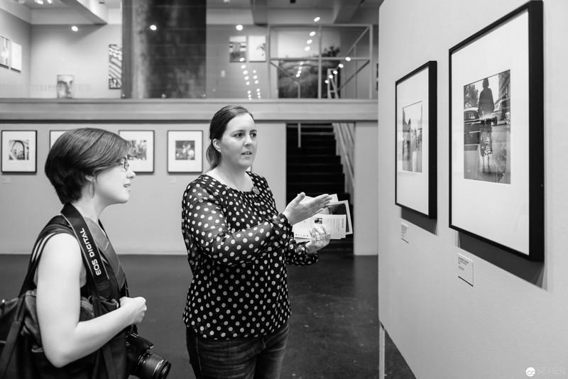 Vivian Maier im Westlicht - Eva Mühlbacher führt durch die Ausstellung