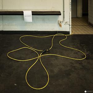 PostCiy Llinz - Vorbereitung für die Ars Electronica in 2018