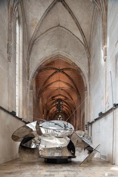 "Eva Schlegel ""Spaces"" - Kunsthalle Krems"