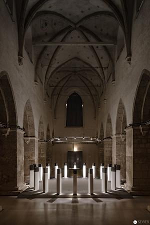 Circulus Virtualis - Hans Peter Kuhn, Kunsthalle Krems