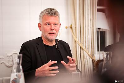 Arne Dahl auf der Buch Wien 2018