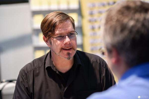Markus Heitz auf der Buch Wien 2018