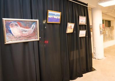 Paintings by Helen Kamins