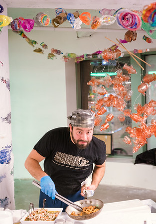 Chef Basil Freddura of Daily Catch talks sustainable seafood