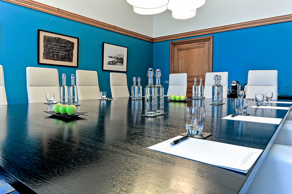 30 Euston Square:  Heritage Rooms and Food (Hi Res)