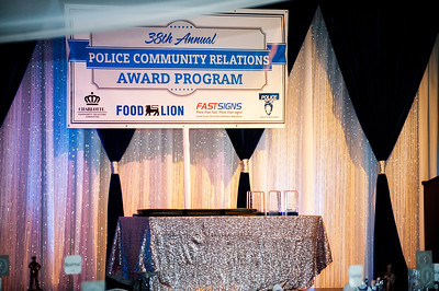 38th Annual Charlotte Meck Police Community Relations Awards Ceremony & Dinner @ ExTravaganza 5-18-17 by Jon Strayhorn
