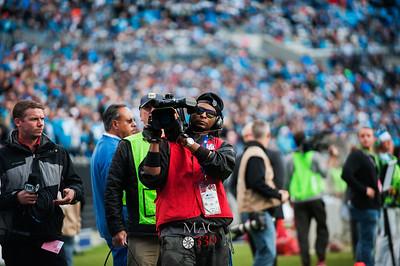 Carolina Panthers 2017 by Jon Strayhorn