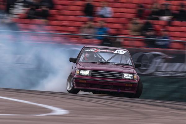 British Drift Championship 2018 Round 1