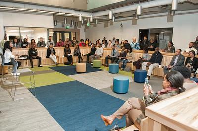 #BLKTECHCLT Presents - The Road Map @ AvidXChange 12-14-17 by Jon Strayhorn