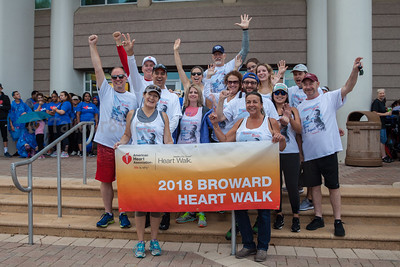 Broward Heartwalk