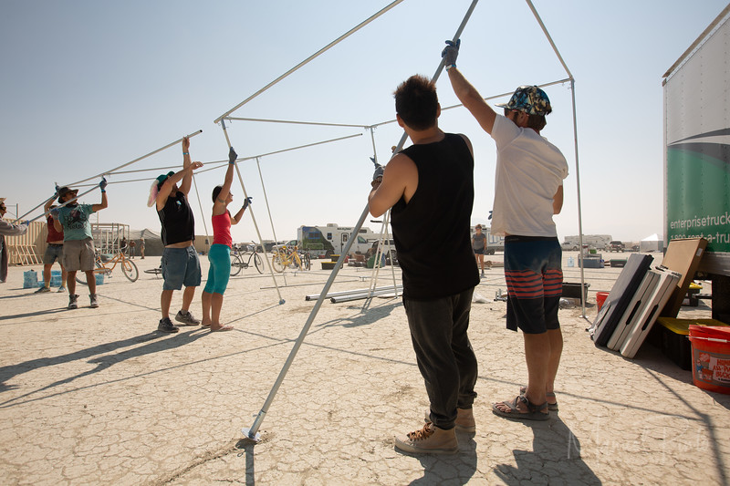 Raising the Shade Structure