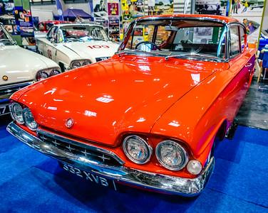 Lancaster Insurance Classic Motor Show