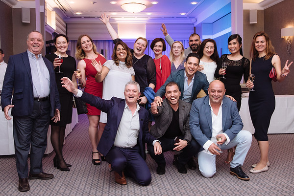 Click Aviation Network Party (EBACE)