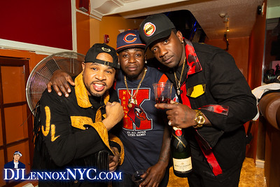 DJLENNOXNYC AND DADA Birthday Celebration Jungle Love