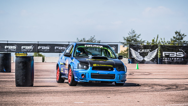 Fueltopia Barrel Sprint 2018 Round 2