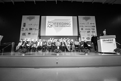 Second Harvest Food Bank - Feeding The Carolinas Kick Off Event @ Hendrick Motorsports 12-15-17 by Jon Strayhorn 009