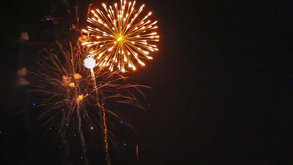 Coney Island Fireworks