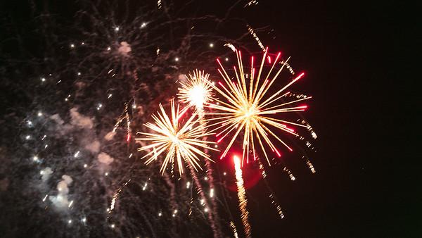 Coney Island Fireworks 2018