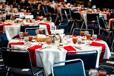 Good Fellows Club Christmas Luncheon @ Crown Ballroom 12-13-17 by Jon Strayhorn