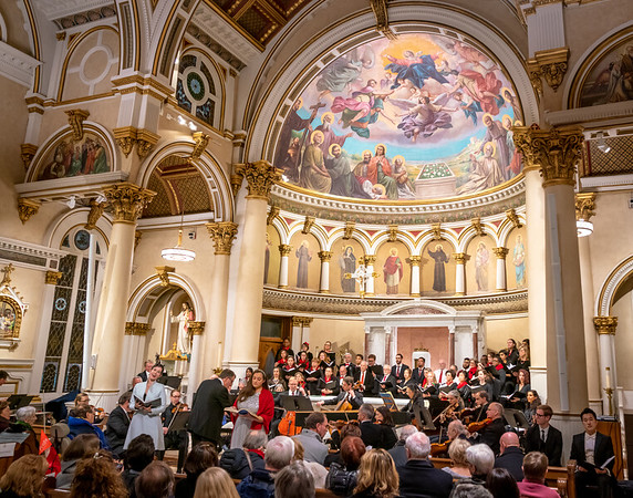 Handel's Messiah in Boston's North End