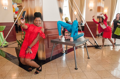 Hilton Garden Inn Renovation Party 8-24-17 by Jon Strayhorn