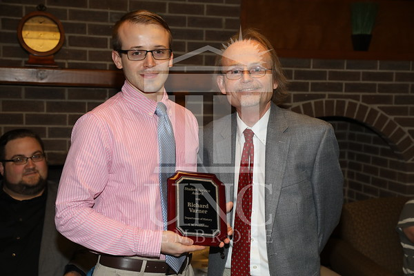 History Department Awards