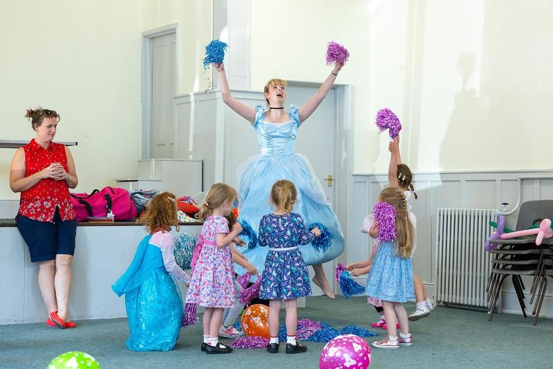Hobgoblin Children's Parties:  Cinderella