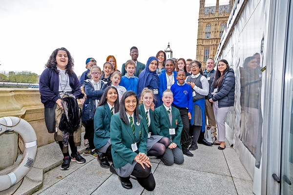 Keep Britain Tidy Celebration Event at The Houses of Parliament