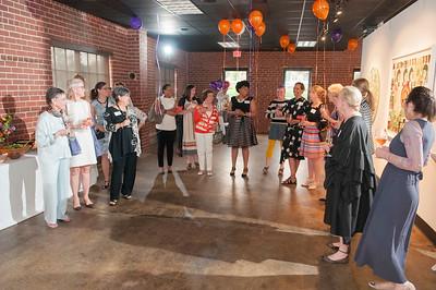 Kim Blanding's Bridal Shower @ LACA 4-20-17 by Jon Strayhorn