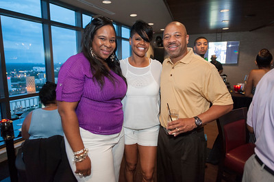 Michelle L Bennett 50th Birthday Celebration Week @ Fahrenheit 6-16-17 by Jon Strayhorn