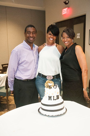 Michelle L Bennett 50th Birthday Celebration Week @ The Porter House 6-15-17 by Jon Strayhorn