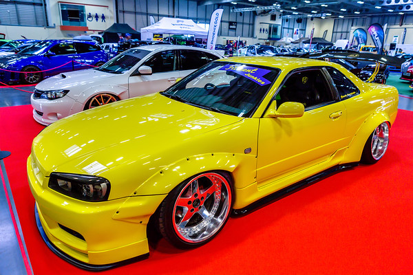 Modified Nationals and Hot Rod and Custom Show 2018