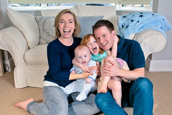 Nash Family Portraits