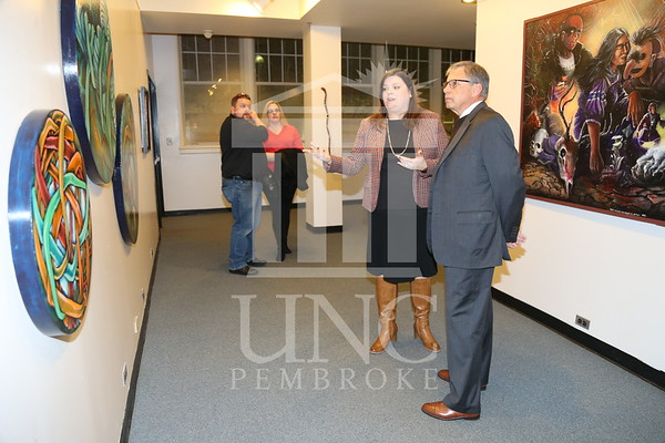 """""""Return from Exile"""" Gallery Opening"""