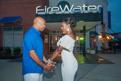 Robert Collins 40th BDay Bash @ Fire Water 7-28-17 by Jon Strayhorn
