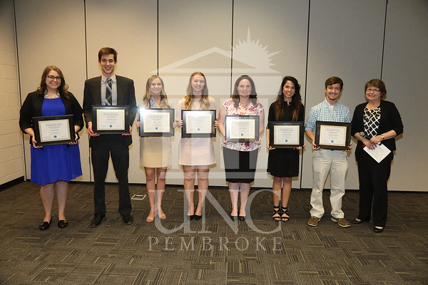 School of Business Faculty & Student Awards