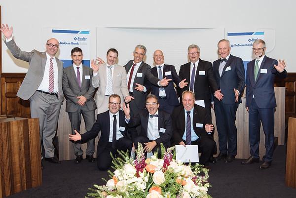 SoBa Top Banker Award