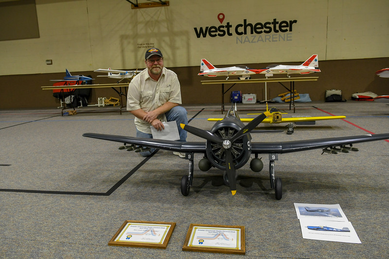 Best Scale Military Non-ARF and Pilots' Choice, Hellcat, Mark Feist